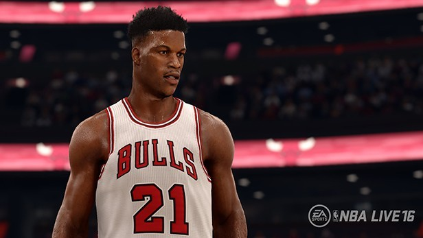 NBA Live 16 Screenshot #23 for Xbox One