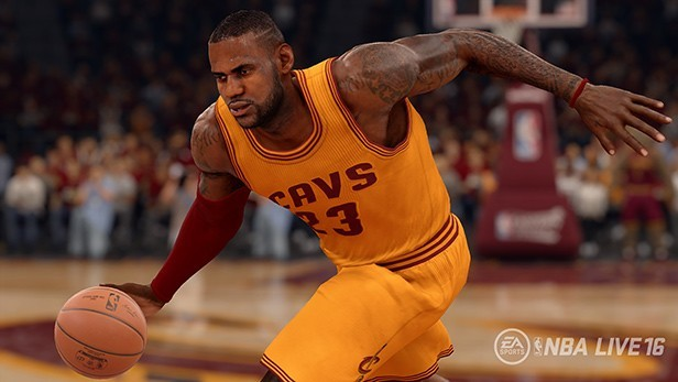 NBA Live 16 Screenshot #24 for Xbox One