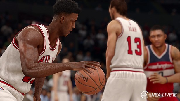 NBA Live 16 Screenshot #38 for PS4