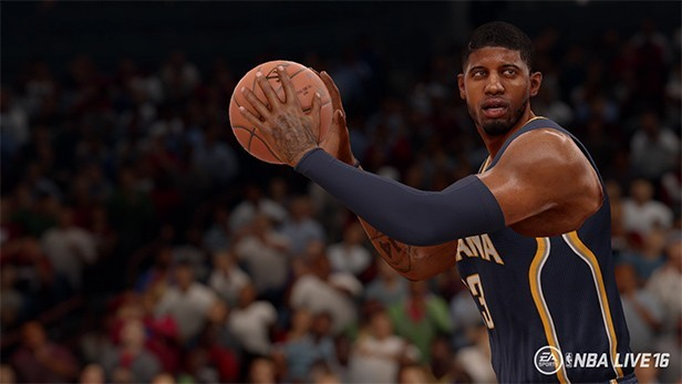 NBA Live 16 Screenshot #40 for PS4