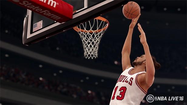 NBA Live 16 Screenshot #42 for PS4