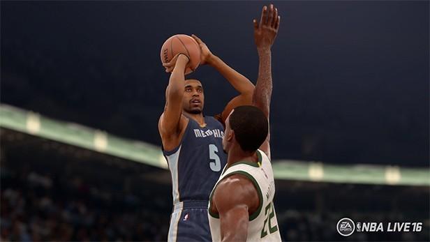 NBA Live 16 Screenshot #43 for PS4