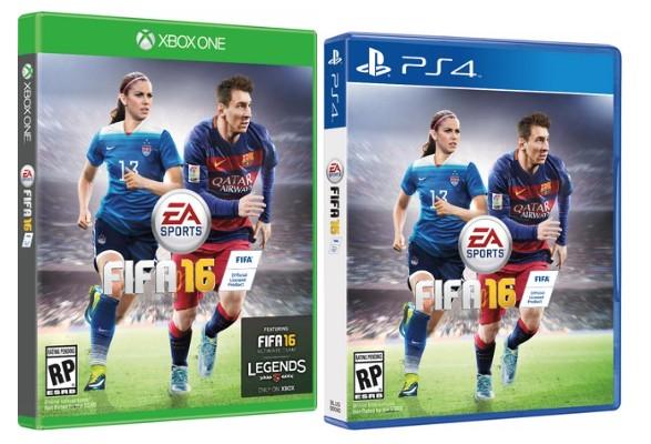 FIFA 16 Screenshot #53 for PS4
