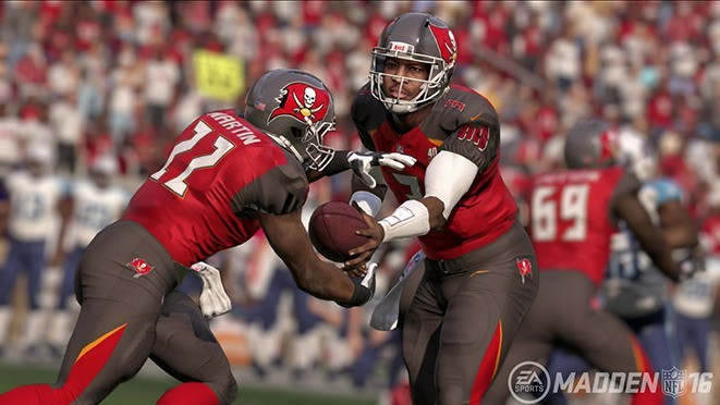Madden NFL 16 Screenshot #141 for Xbox One
