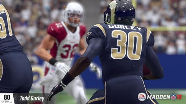 Madden NFL 16 Screenshot #114 for PS4