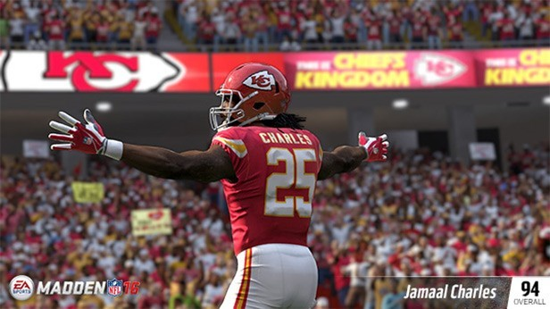 Madden NFL 16 Screenshot #146 for Xbox One