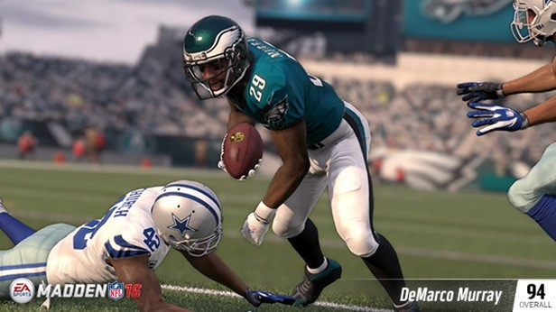 Madden NFL 16 Screenshot #119 for PS4