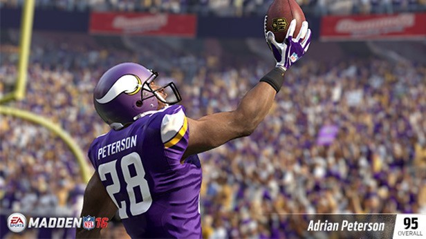 Madden NFL 16 Screenshot #121 for PS4