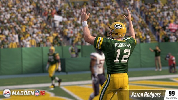 Madden NFL 16 Screenshot #128 for PS4