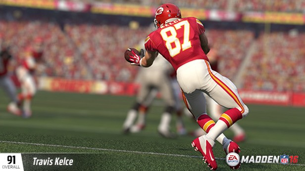 Madden NFL 16 Screenshot #138 for PS4