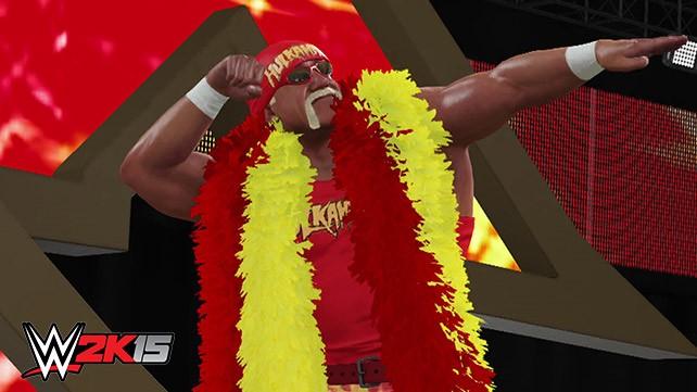 WWE 2K15 Screenshot #46 for PS4