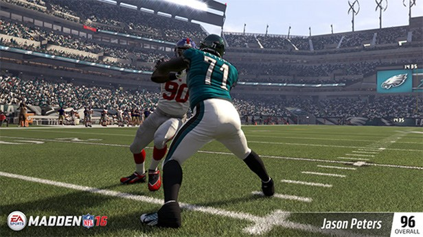 Madden NFL 16 Screenshot #174 for Xbox One
