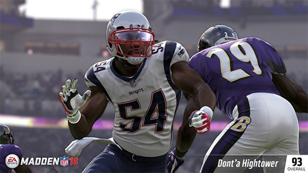 Madden NFL 16 Screenshot #185 for Xbox One