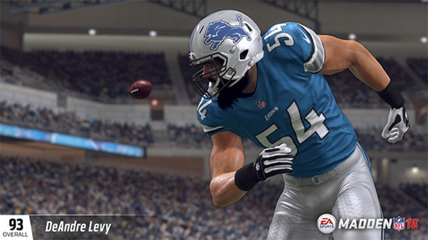 Madden NFL 16 Screenshot #156 for PS4