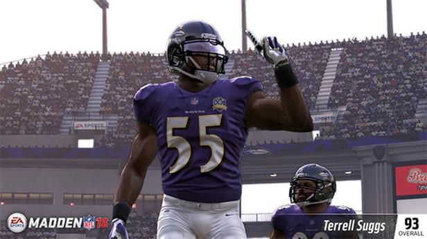 Madden NFL 16 Screenshot #158 for PS4