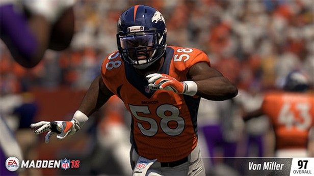 Madden NFL 16 Screenshot #160 for PS4