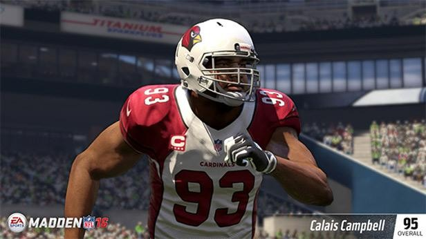 Madden NFL 16 Screenshot #190 for Xbox One