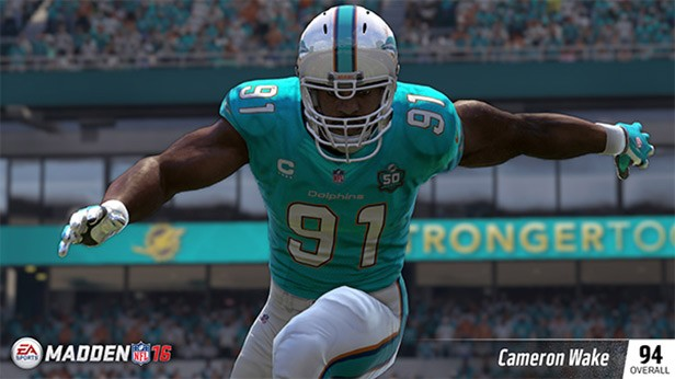 Madden NFL 16 Screenshot #195 for Xbox One