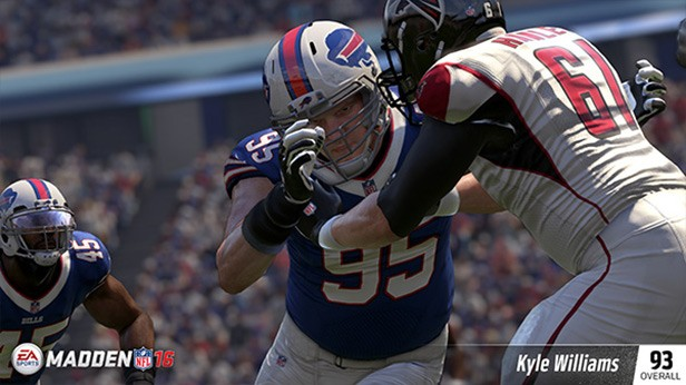 Madden NFL 16 Screenshot #198 for Xbox One