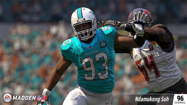 Madden NFL 16 Screenshot #201 for Xbox One