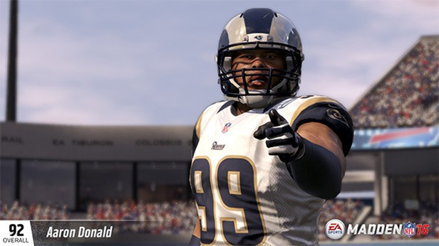 Madden NFL 16 Screenshot #169 for PS4