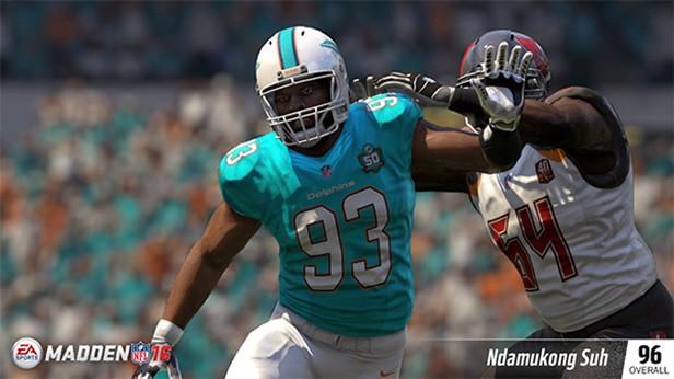 Madden NFL 16 Screenshot #173 for PS4