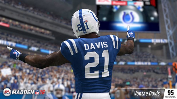 Madden NFL 16 Screenshot #177 for PS4