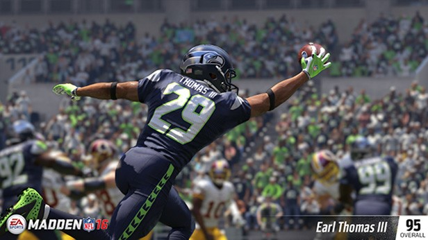 Madden NFL 16 Screenshot #211 for Xbox One