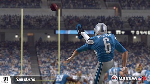Madden NFL 16 Screenshot #220 for Xbox One