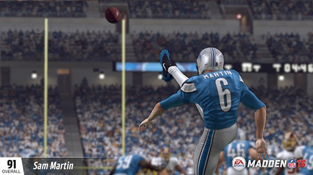 Madden NFL 16 Screenshot #186 for PS4