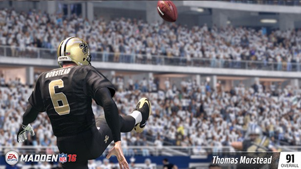 Madden NFL 16 Screenshot #187 for PS4