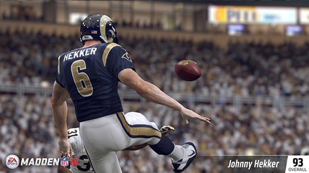 Madden NFL 16 Screenshot #189 for PS4