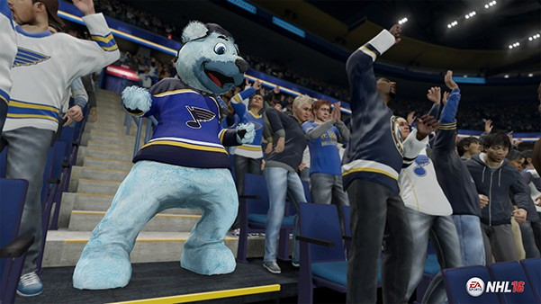 NHL 16 Screenshot #128 for PS4