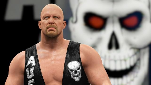 WWE 2K16 Screenshot #10 for PS4