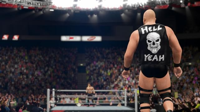 WWE 2K16 Screenshot #15 for PS4