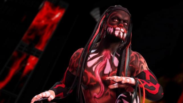 WWE 2K16 Screenshot #17 for PS4