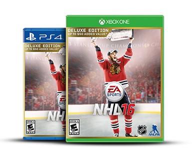 NHL 16 Screenshot #142 for PS4