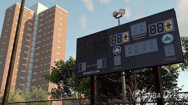NBA Live 16 Screenshot #75 for PS4
