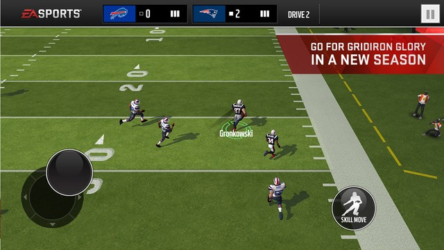 Madden NFL Mobile Screenshot #5 for iOS