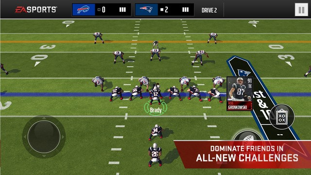 Madden NFL Mobile Screenshot #7 for iOS