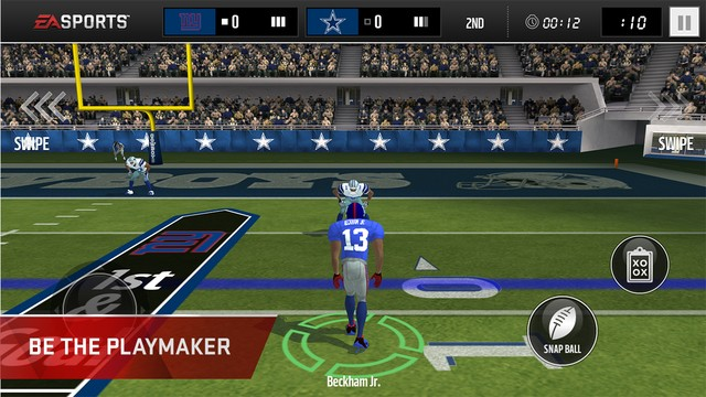 Madden NFL Mobile Screenshot #9 for iOS