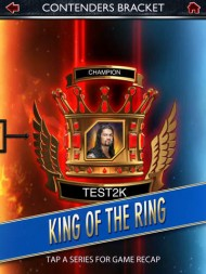 WWE SuperCard screenshot #6 for iOS - Click to view
