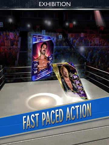 WWE SuperCard Screenshot #8 for iOS