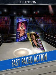 WWE SuperCard screenshot #8 for iOS - Click to view