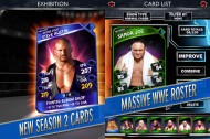 WWE SuperCard screenshot #11 for iOS - Click to view
