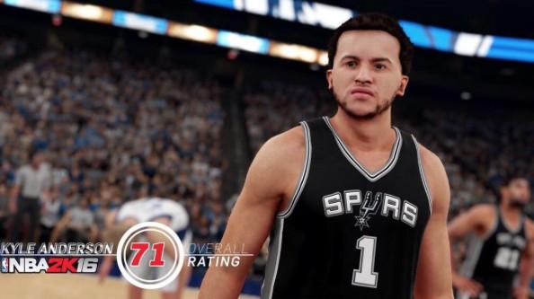 NBA 2K16 Screenshot #72 for PS4