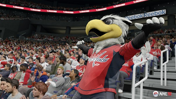 NHL 16 Screenshot #116 for Xbox One