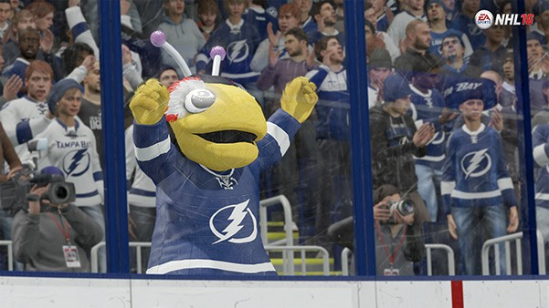 NHL 16 Screenshot #119 for Xbox One