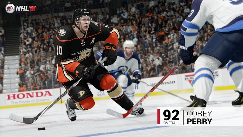 NHL 16 Player Ratings