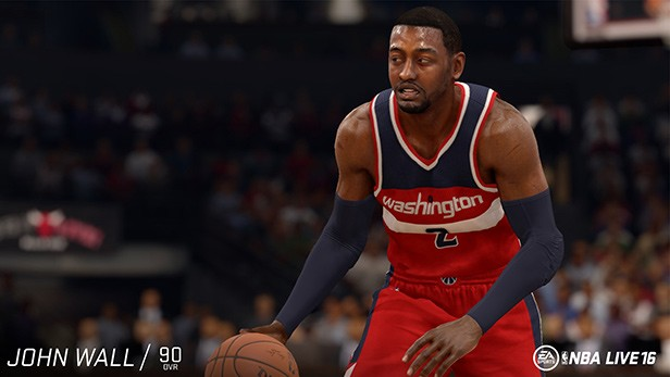 NBA Live 16 Screenshot #103 for PS4